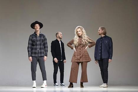 Haloo Helsinki! on tehnyt musiikkia jo 14 vuoden ajan. Nyt heidän musiikkiaan kuullaan myös musikaalin merkeissä.