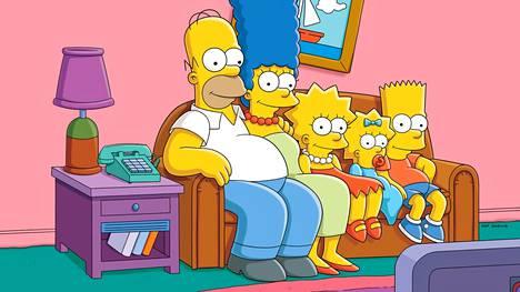 Simpsonit-sarja alkoi Yhdysvalloissa 1989 ja Suomessa kaksi vuotta myöhemmin.