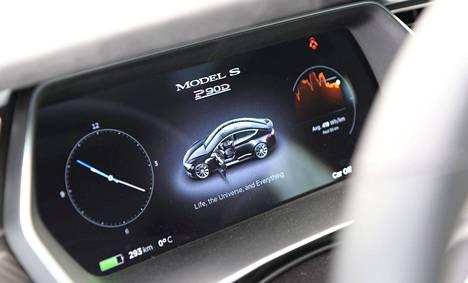 Sähköautojen toimintasäde on yhä huomattavan lyhyt verrattuna polttomoottoriautoihin.