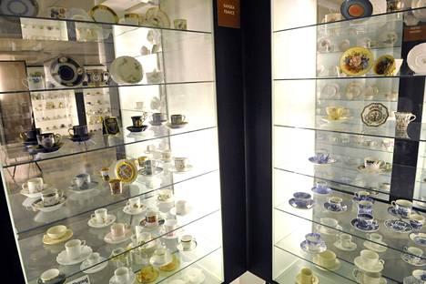 Pentik-mäellä sijaitsee maailman ainoa kansainvälinen kahvikuppimuseo.