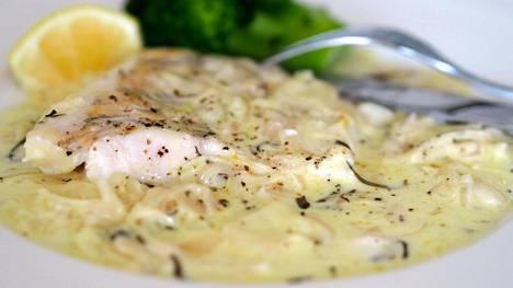 Kala ja fenkoli on loistava makuyhdistelmä.