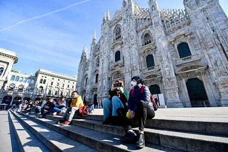 Italiassa on vahvistettu yhteensä seitsemän koronaviruskuolemaa