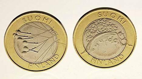5€ Kolikko