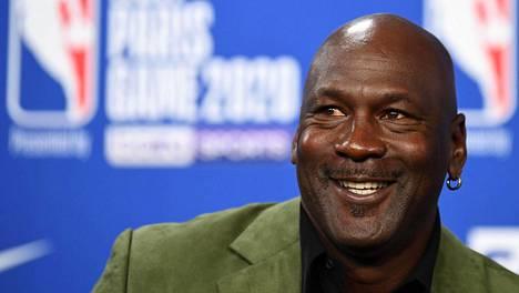 Michael Jordan ilmaisi aiemmin tällä viikolla tukensa mielenosoittajille.