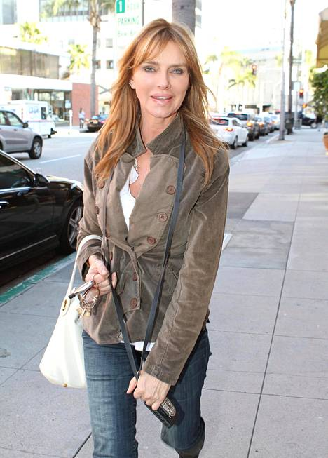 Ex-vaimo Kimberley Conrad kuvattuna 2011.
