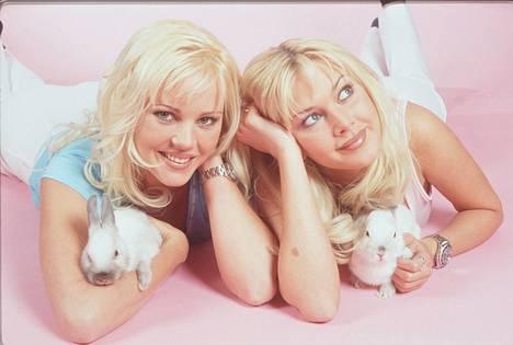 Hannah ja Magda Graaf ovat kokeneet kovia elämänsä aikana.