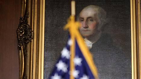 George Washington on yksi arvostetuimmista Yhdysvaltain presidenteistä kautta aikojen.