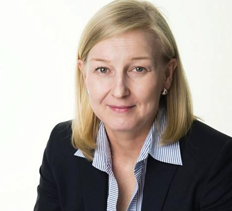 VATT:n johtava tutkija Marita Laukkanen.