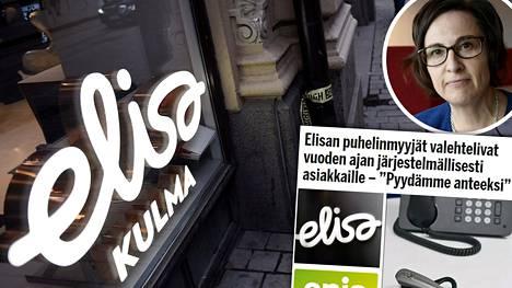 Kuluttaja-asiamies Katri Väänäsen mielestä puhelinmyyntiä tulisi säädellä tiukemmin.