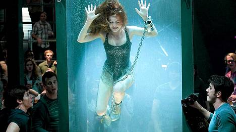 Isla Fisher näyttelee yhtä Suuren puhalluksen taikureista.