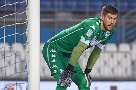 Joronen pelaa Italiassa Bresciassa, joka putosi viime kauden jälkeen Serie B:hen.