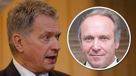 Presidentti Sauli Niinistön ja kansanedustaja Teuvo Hakkaraisen (ps) puheesta löytyi samankaltaisuutta.