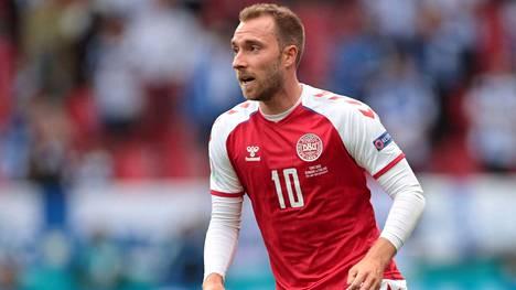 Tanskan supertähden Christian Eriksenin sydän pysähtyi EM-ottelussa Suomea vastaan kesäkuussa.