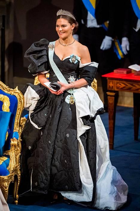 Kruununprinsessa Victoria.