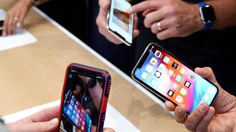 Applen uutuuspuhelimia nähdään Suomessa 21.9. alkaen.