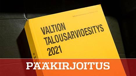 Suomen julkinen talous elää korona-aikaa velkavedolla, mutta velkaantumsien tie on saatava poikki, varoittaa Talouspolitiikan arviointineuvosto.