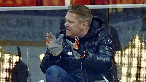 SaiPa vahvisti valmentaja Pekka Virran sopimuksen.