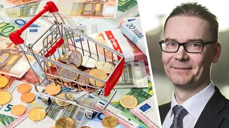 Ekonomisti Hannu Nummiaro uskoo, että osa heistä, joilla rahaa on, alkaa koronarajoitusten hellitettyä myös kuluttaa entiseen tapaan.