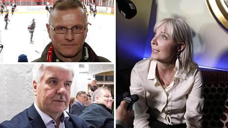 Petri Huru ja Toimi Kankaanniemi ovat tulossa eduskuntaan, mikäli Laura Huhtasaari ja Teuvo Hakkarainen lähtevät europarlamenttiin.