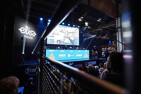Elisa järjestää turnauksia useassa pelissä, mutta eniten Counter-Strikessa.
