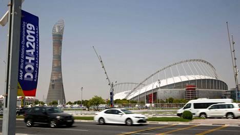 Qatarin pääkaupunki Doha isännöi perjantaina alkavia yleisurheilun MM-kisoja.