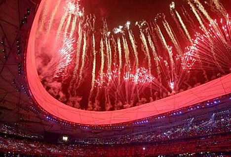 Pekingin olympialaiset ovat vihdoin alkaneet upein menoin.