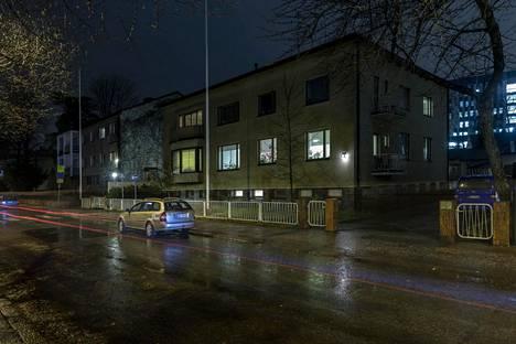 Opus Dein miehille tarkoitettu Opiskelijakoti Tavasttähti sijaitsee 1950-luvulla rakennetussa matalassa kerrostalossa Helsingin Taka-Töölössä.