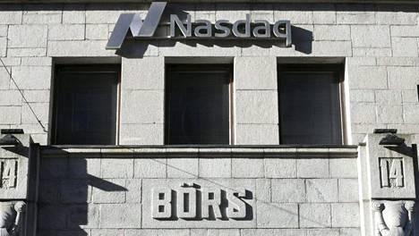 Helsingin pörssi eli Nasdaq Helsinki 28. helmikuuta 2020.