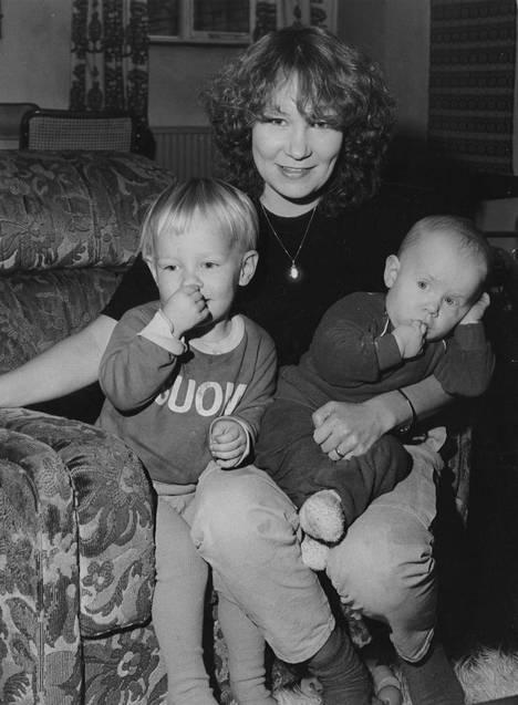 1983: 1980-luvun alku oli perheaikaa.