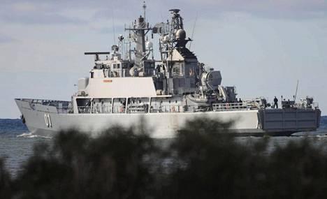 Turkulainen meripalveluyritys Alfons Håkans olisi ostanut miinalaiva Pohjanmaan.