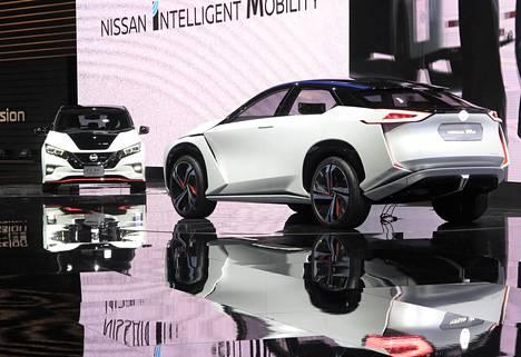Nissan IMx ja Leaf Nismo vahvistavat merkin asemaa sähköautomarkkinoilla tuomalla mukaan urheilullisemman vaihtoehdon ja viemällä sähköautot myös katumaasturien luokkaan.