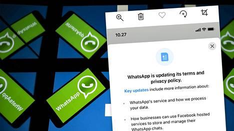 WhatsAppin käyttäjien on hyväksyttävä tietojen luovuttaminen Facebookille tai lopetettava palvelun käyttö. Tällä vaatimuksella Facebook rikkoo aiemman lupauksensa.