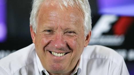 Charlie Whiting menehtyi torstaina Australiassa vain kolme päivää ennen kauden ensimmäistä F1-starttia.