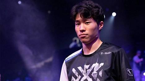 """25-vuotias Park """"Saebyeolbe"""" Jong-ryeol on ollut alusta asti yksi liigan suosikkinimistä."""