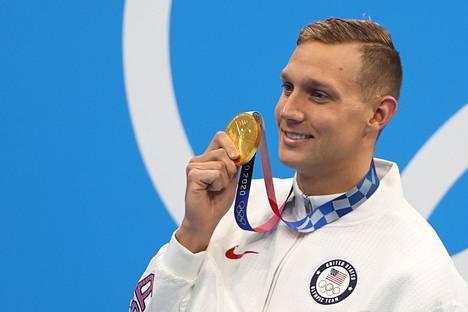 Sadan metrin vapaauintifinaali tuotti Caeleb Dresselille olympiakullan lisäksi myös uuden maailmanennätyksen.