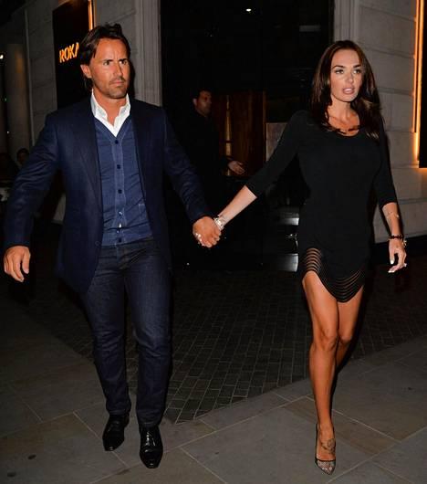 Tamara Ecclestone on ollut naimissa Jay Rutlandin kanssa vuodesta 2013.