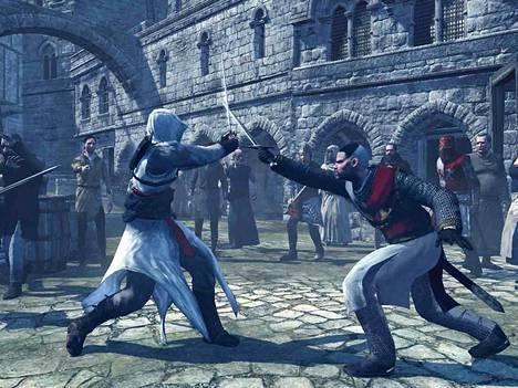 Arkistokuva Assassin's Creed: Unitysta.