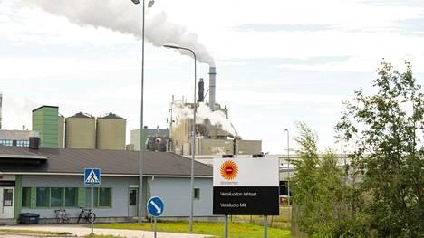 Stora Enso sulkee Kemin Veitsiluodossa kolme paperikonetta pysyvästi.