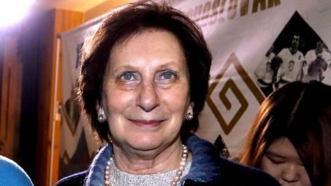 Irena Szewinska oli aktiivinen urheiluvaikuttaja elämänsä loppuun asti.