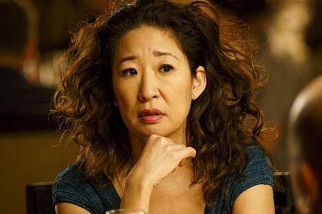 Sandra Oh on Killing Even pääosassa.