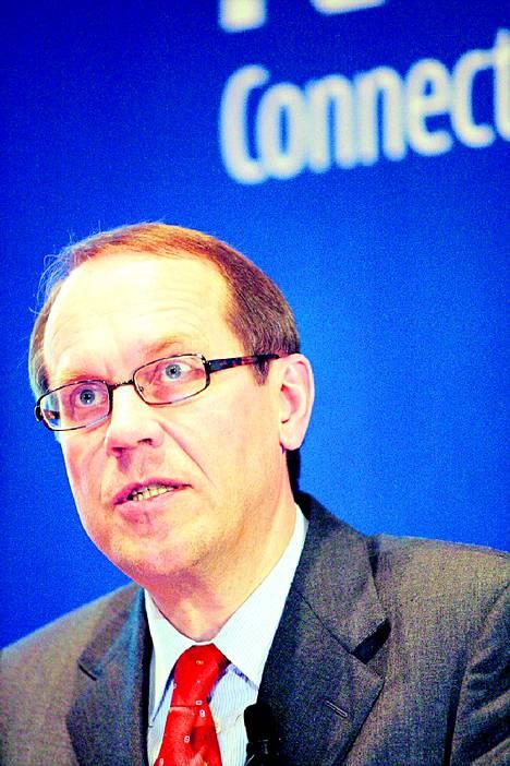 Eniten Nokian osakkeita sai pääjohtaja Jorma Ollila.