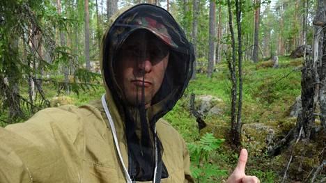 Olli Manninen luottaa venäläiseen hyttyshuppariin.