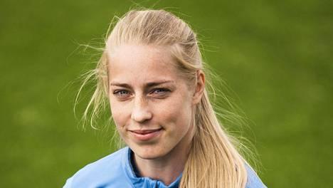 Linda Sällströmin nimi on yhdistetty suurseura PSG:hen.
