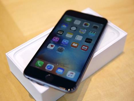 Uutuuksista isompi on iPhone 6s Plus.