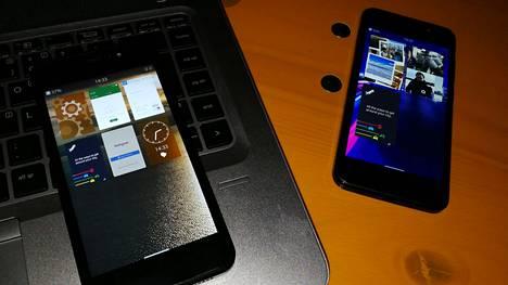 Bolivialainen Jala Group julkaisi viime kuussa suomalaiseen Sailfishiin perustuvat Accione- ja Accione P -puhelimet. Laitteista tehdään nyt Venäjällä ja muualla Euroopassa toimivat versiot.
