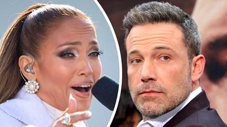 Jennifer Lopezin ja Ben Affleckin suhteessa saatetaan ottaa pian seuraava askel – jälleen kerran.