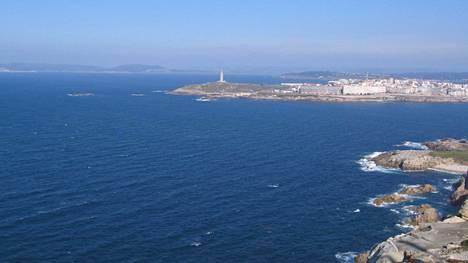 Galician rannikko on tunnettu myös simpukanviljelystä.