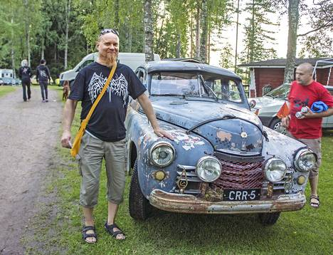 Mansoniemen leirintäalueen suurtapahtuma on itäautojen elokuinen kokoontumisajo Idän Ihmeet. Jarmo Norontaus on jokavuotinen vieras.
