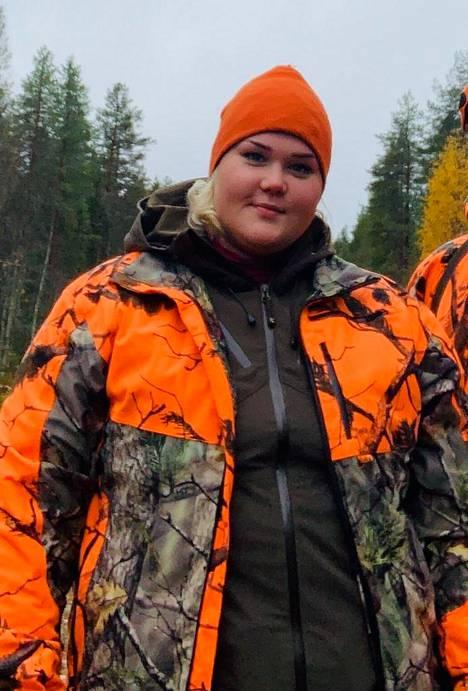 Metsästäminen ja luonnossa liikkuminen ovat Veeralle elämäntapa. Ylipaino teki siitä lopulta raskasta.