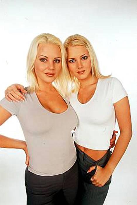 Magdalena (vas.) ja Hannah Graaf olivat myös Suomessa suosittuja ja seurattuja poppityttöjä 1990-luvulla.